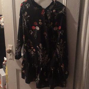 Philosophy Floral flowy dress